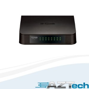Switch D-link 16 Portas 10/100mbps - Des-1016a