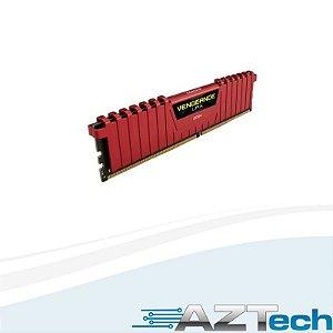 Memória Corsair Vengeance LPX 8GB 2400MHz DDR4 C16 DIMM