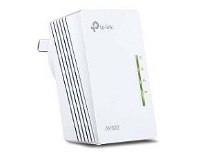 Adaptador Powerline AV600 Repetidor WiFi 300MB/s TP-Link TL-WPA4220 Avulso