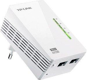 Tp-link Tl-wpa2220 Powerline Extensor Ethernet 300mbps