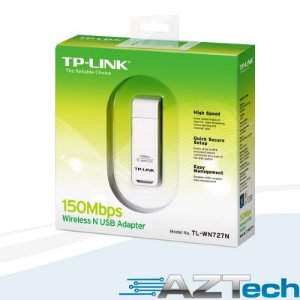 Adaptador Usb Wireless Receptor Tplink Tl-wn727 Ralink 5370
