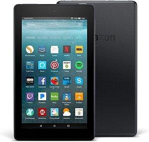 Tablet Amazon Fire 7 Alexa  8gb Tela De 7   Wi-fi Preto