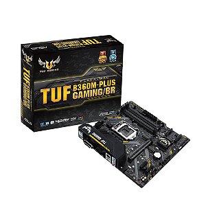 Kit Placa Mae Asus Tuf B360m-plus Gaming/br + Processador I9-9900k
