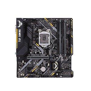 Kit Placa Mãe Asus Tuf B360m-plus Gaming/br + Processador I7-9700k