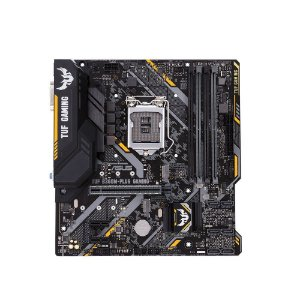 Kit Placa Mãe Asus Tuf B360m-plus Gaming/br + ProcessadorI7-8700k