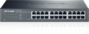 Switch 24 portas Gigabit Gerenciável Tp-link Tl-sg1024de