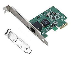 Placa Rede Pci-e Tp-link Tg-3468 Low Profile 10/100/1000mbps Gigabit