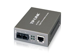 Conversor De Mídia Gigabit Multi-mode Tp-link Mc200cm
