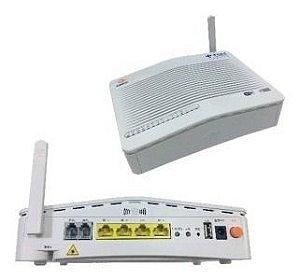 Onu Fiberhome Gpon Wifi Hg260gs Gigabit 4 Portas 2pots Usb