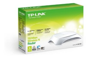 Roteador Wireless N De 150mbps Tl-wr720n Tp-link