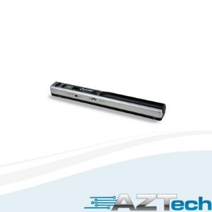 Scanner De Mão Portátil Grava Pdf 900dpi Ultra Rápido Lbrs2