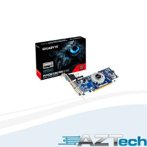 Placa De Vídeo Radeon R5 230 1gb Ddr3 Low Profile Gigabyte