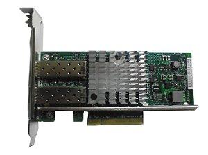 Placa Pci-e 2 Portas 10g Sfp Gigabit Intel 1k-10k 82599es-2