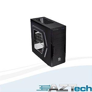 Gabinete Tt Versa H22 Black Case C/ Janela Ca-1b3-00m1wn-00