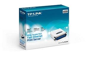 Servidor de impressão ( PRINT SERVER )TP-LINK TL-PS110P  PARALELO