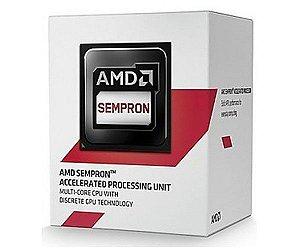 Processador Amd Sempron 2650 Dual-core 1.45ghz Am1 C/ Cooler