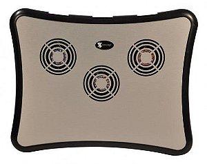 Base Refrigerada Com 3 Coolers P/ Note De 12 A 17 Xconcept