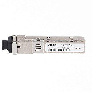 Módulo GBIC SFP GPON C++ ZTE para OLT Parks e outras 20KM SC OLT-CLASS 2.5GBPS LTE3680P-BC+2DM