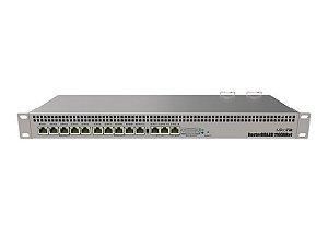 Roteador Gigabit Mikrotik Rb 1100ah X4 Level 6