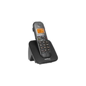 Telefone Sem Fio digital Intelbras Ts 5120 Preto