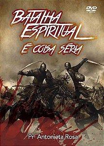 Batalha Espiritual é Coisa Séria (DVD)