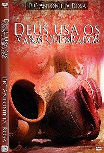 Deus usa os vasos quebrados (DVD)