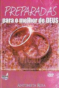 Preparadas para o Melhor de Deus (DVD)