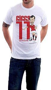 Camiseta Ryan Giggs - Masculina