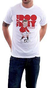 Camiseta Wayne Rooney - Masculina
