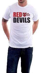 Camiseta Red Devils - Masculina