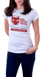 Camiseta Brazilian Supporters - Feminina