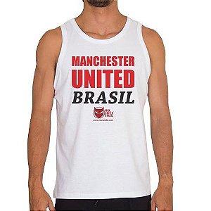 Regata Man. United Brasil - Masculina