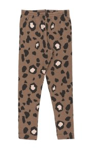 Calça Legging Menina Rotativa Cotton - Estampa Oncinha