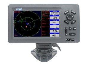 """GPS 7"""" com  AIS (Transmite e Recebe) Classe B Onwa KP-39A"""