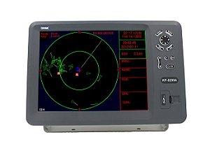 GPS 8 Polegadas com Transponder AIS Classe B Onwa KP-8299A