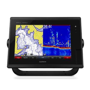 GPS Sonar Garmin 7410xsv (Novo com marcas de Mostruário)