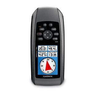 GPS Portátil Garmin GPSMAP 78s preto