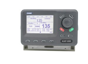 Sistema de Piloto Automático Onwa KAP-866
