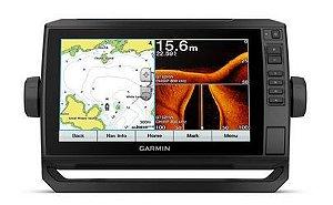 Gps Sonar Garmin ECHOMAP Plus 92SV com Transducer GT 52