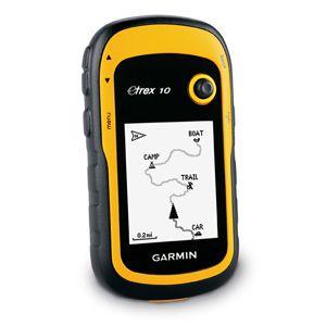 Ciclocomputador Garmin Etrex 10 com GPS