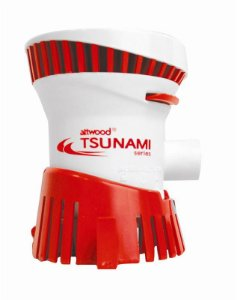 Bomba de Porão Attwood Tsunami T500 GPH A-4606-7