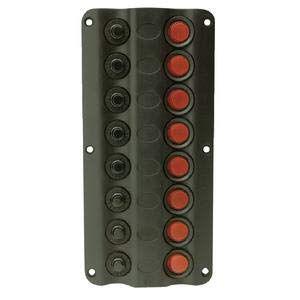 Painel Elétrico com Disjuntor 8 Posições Seachoice S50-12341