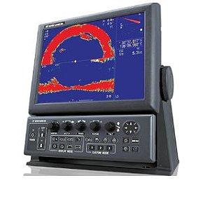 """Sonar para pesca profissional  Furuno CH500 – 6""""Soundome"""