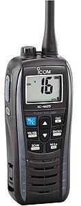 Radio Icom Ic - M25 - cinza -homologado Anatel