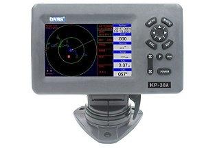 """GPS 5"""" com  AIS Transmite e Recebe Classe B Onwa KP-38A"""