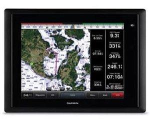 GPSMAP 8012 Garmin - Visor multifuncional de 12 polegadas.