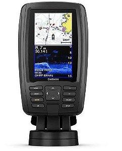 GPS Sonar Garmin ECHOMAP Plus 42cv + transdutor