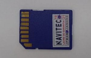 Carta Náutica C-MAP Onwa Marine SD card