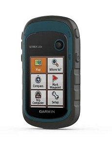GPS PORTATIL GARMIN ETREX 22X SA