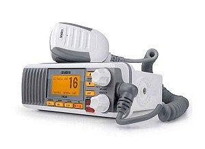 RADIO VHF UNIDEN UM385W - BRANCO, SERIE 88002516